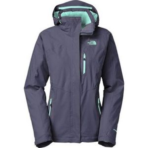 TNF Plasma Thermoball Hyvent Jacket